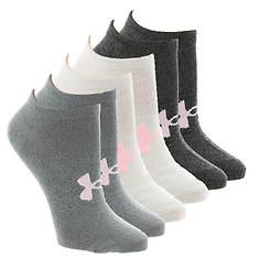 Under Armour Women's Essential No Show Socks
