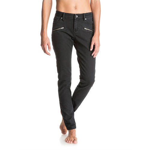 Roxy Sportswear Misses For Cassidy Cropped Jeans
