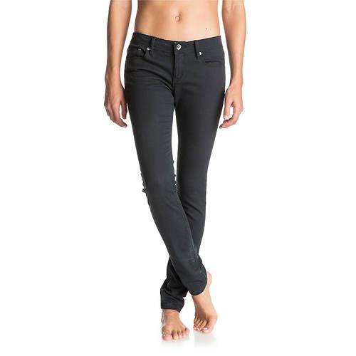 Roxy Sportswear Misses Suntrippers Colors Jeans
