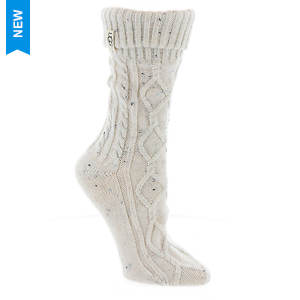 UGG® Women's Sienna Short Rainboot Sock