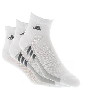 adidas Climacool Superlite 3-Pk Quarter Socks (Men's)