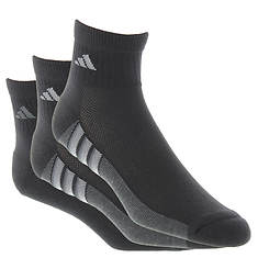 adidas Climacool Superlite 3-Pack Quarter Socks (Men's)