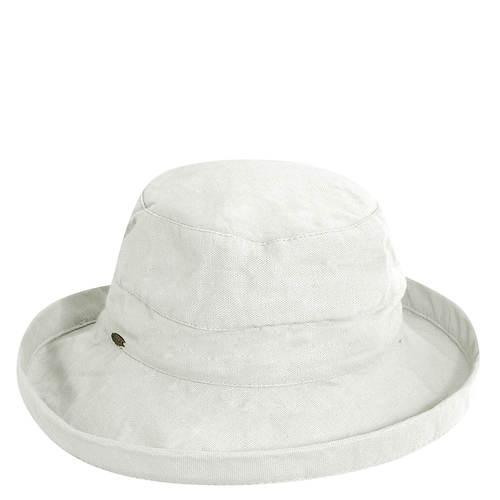 Scala Collezione Women's Cotton Brim Hat