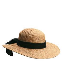 Scala Collezione Women's Lite Line Raffia Big Brim Hat