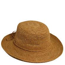 Scala Collezione Women's Packable Raffia Hat