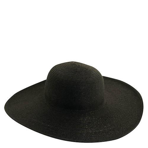 Scala Collezione Women's Paper Braid Big Brim Hat