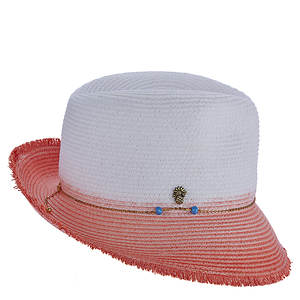 Tommy Bahama Women's Paper Braid Colored Safari Hat