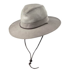 DPC Outdoor Design Men's Mesh Crown Safari Hat