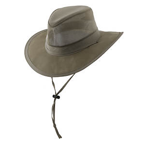 DPC Outdoor Design Men's Supplex Mesh Outback Hat