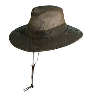 DPC Outdoor Design Men's Weathered Cotton Mesh Hat