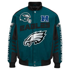 Men's NFL Defender Cotton Twill Jacket