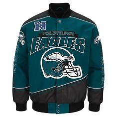 Men's NFL Enforcer Cotton Twill Jacket