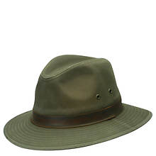 DPC Outdoor Design Men's Washed Twill Safari Hat