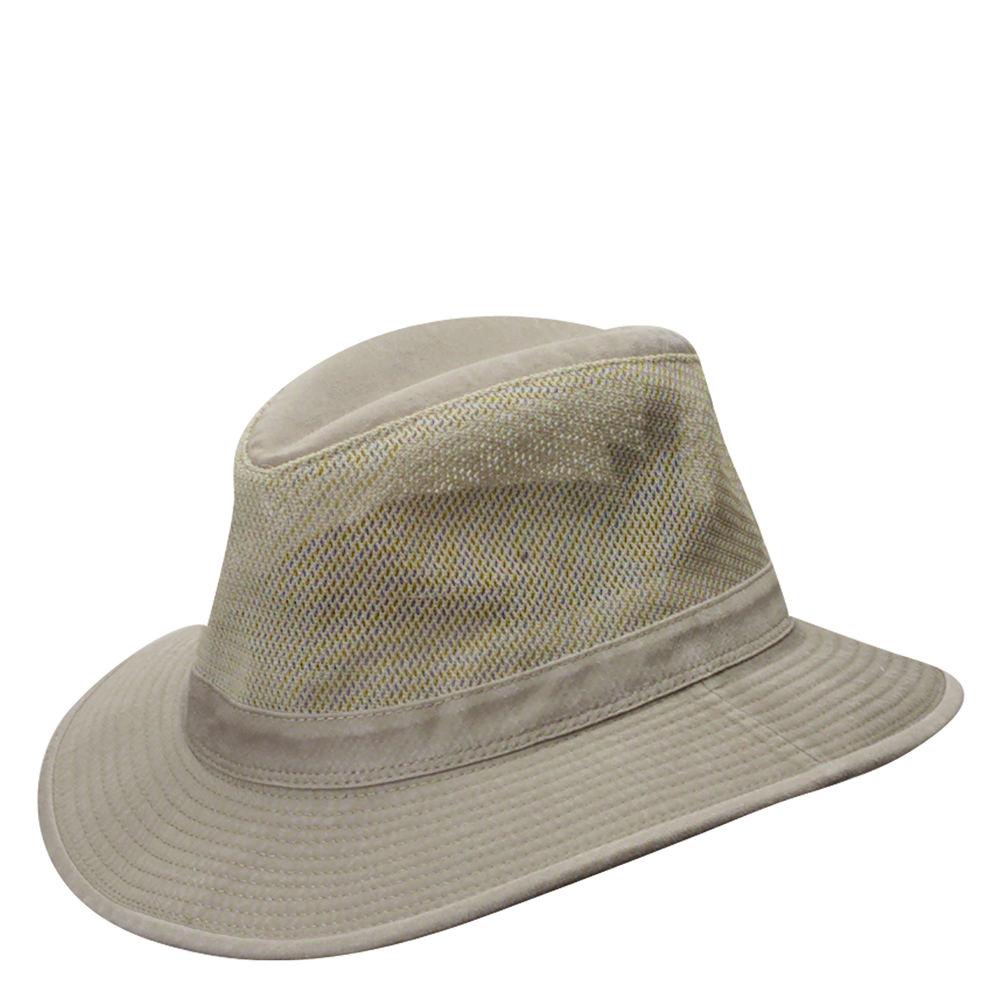 e5172b51f6d DPC Outdoor Design Men s Washed Twill Mesh Safari Hat