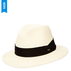 Scala Classico Men's Paper Braid Safari Hat