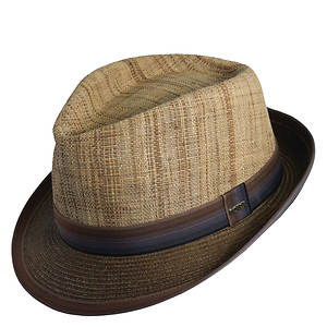 Scala Classico Men's Two Tone Fedora