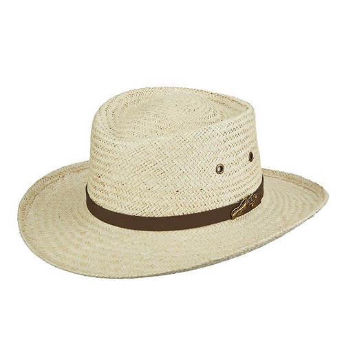 Scala Pro Series Men's Palm Golf Gambler Hat