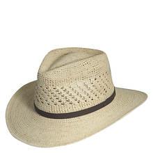 Scala Raffia Men's Fine Raffia Outback Hat