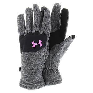 Under Armour Girls' Survivor Fleece Gloves