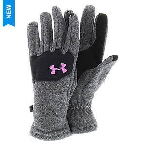Under Armour Girls' Survivor Fleece Gloves