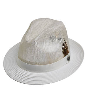 Stacy Adams Men's Sinamay Fedora