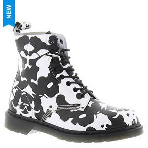Dr Martens Pascal Ink Blot 8 Eye Boot (Women's)