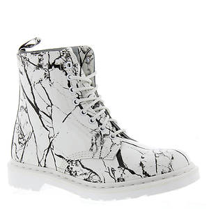 Dr Martens Pascal Marble 8 Eye Boot (Women's)