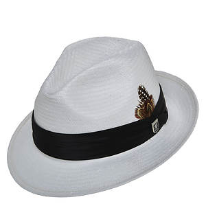 Stacy Adams Men's Toyo Pinch Front Fedora