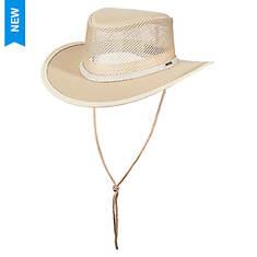 Stetson Outdoor Men's Mesh Crown Gambler Hat