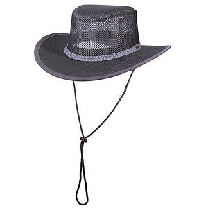Stetson Outdoor Men's Mesh Crown Gambler Hat
