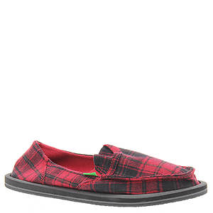 Sanuk Pick Pocket Plaid (Women's)