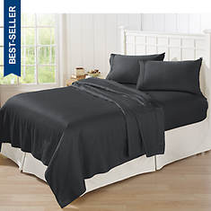 300-Thread Count Wrinkle-Resistant Sheet Set