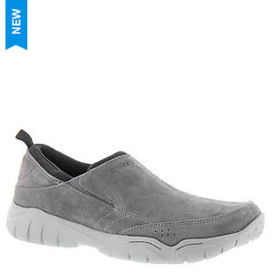 Crocs™ Swiftwater Leather Moc (Men's)