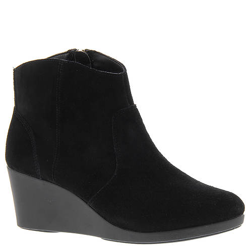 Crocs™ Leigh Suede Wedge  (Women's)