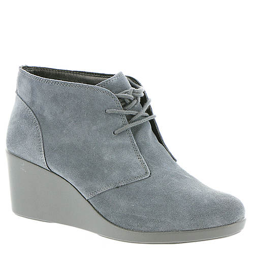 Crocs™ Leigh Suede Wedge Shootie (Women's)