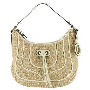 Born Cypress II Straw Hobo Bag