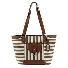 Born San Clemente Shopper Tote Bag