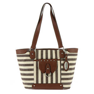 Born San Clemente Shopper Tote Bag
