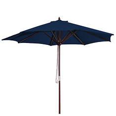 9' Wood Umbrella