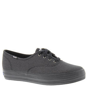 Keds Triple Metallic Canvas (Women's)