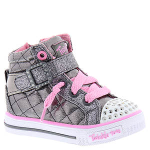 Skechers Twinkle Toes: Shuffles-Sweetheart Sole (Girls' Infant-Toddler)