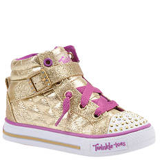 Skechers Twinkle Toes Shuffles Sweetheart Sole (Girls' Infant-Toddler)