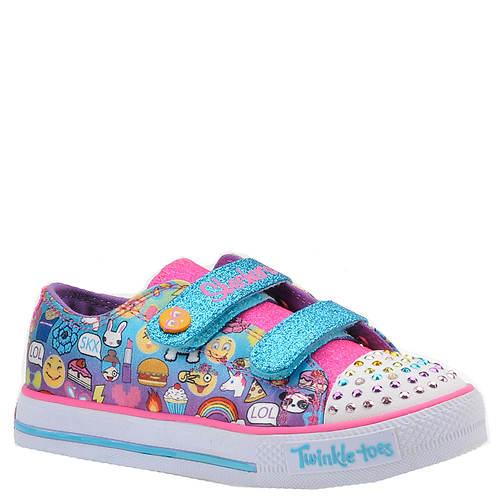 Skechers Twinkle Toes Shuffles-TBD 10680N (Girls' Infant-Toddler)