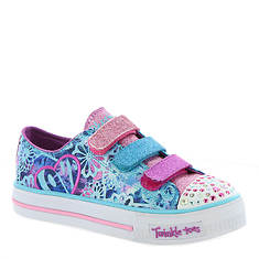 Skechers Twinkle Toes Shuffles-Sweet Spirit (Girls' Toddler-Youth)