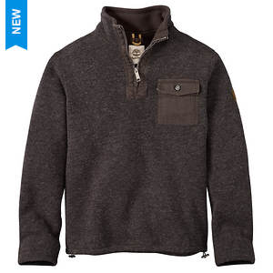 Timberland Men's Branch River Half Zip Fleece