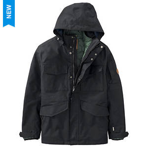 Timberland Men's Dryvent 3 In 1 Waterproof Field Jacket