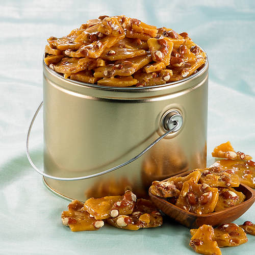 Buttery Peanut Brittle