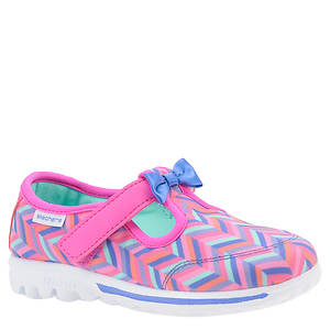 Skechers Go Walk-Bow Steps (Girls' Infant-Toddler)