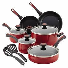 Paula Deen® 12-Pc. Riverbend Cookware Set