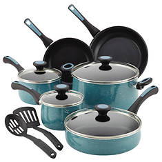 Paula Deen® 12-Pc. Riverbend Cookware Set